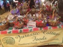 Festive stall