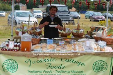jurassic cottage foods stall