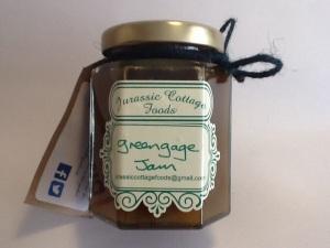 Greengage jam £2.50