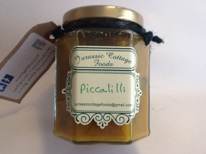 Traditional piccalilli